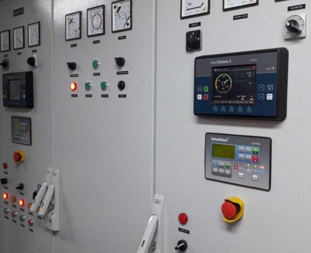 تولید کننده تابلو کنترل